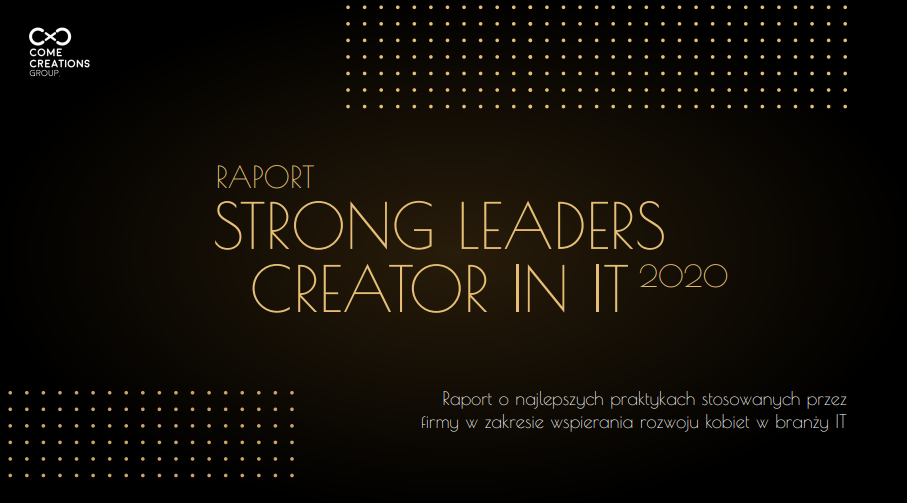 Strong Leaders Creator in IT