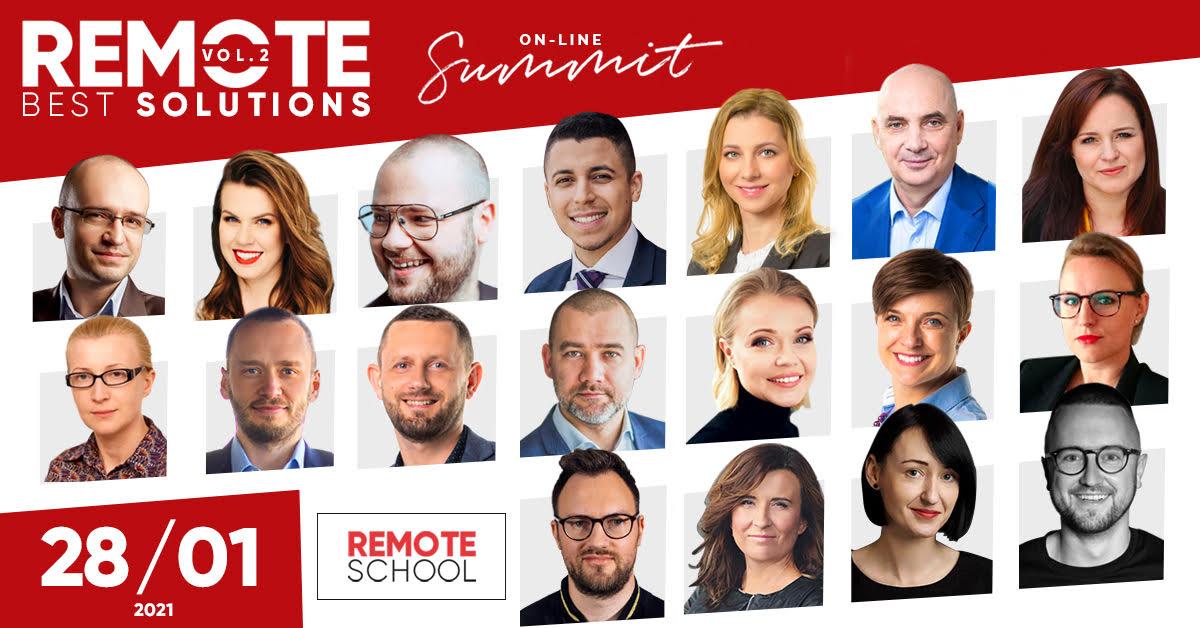 Remote Best Solutions Online Summit